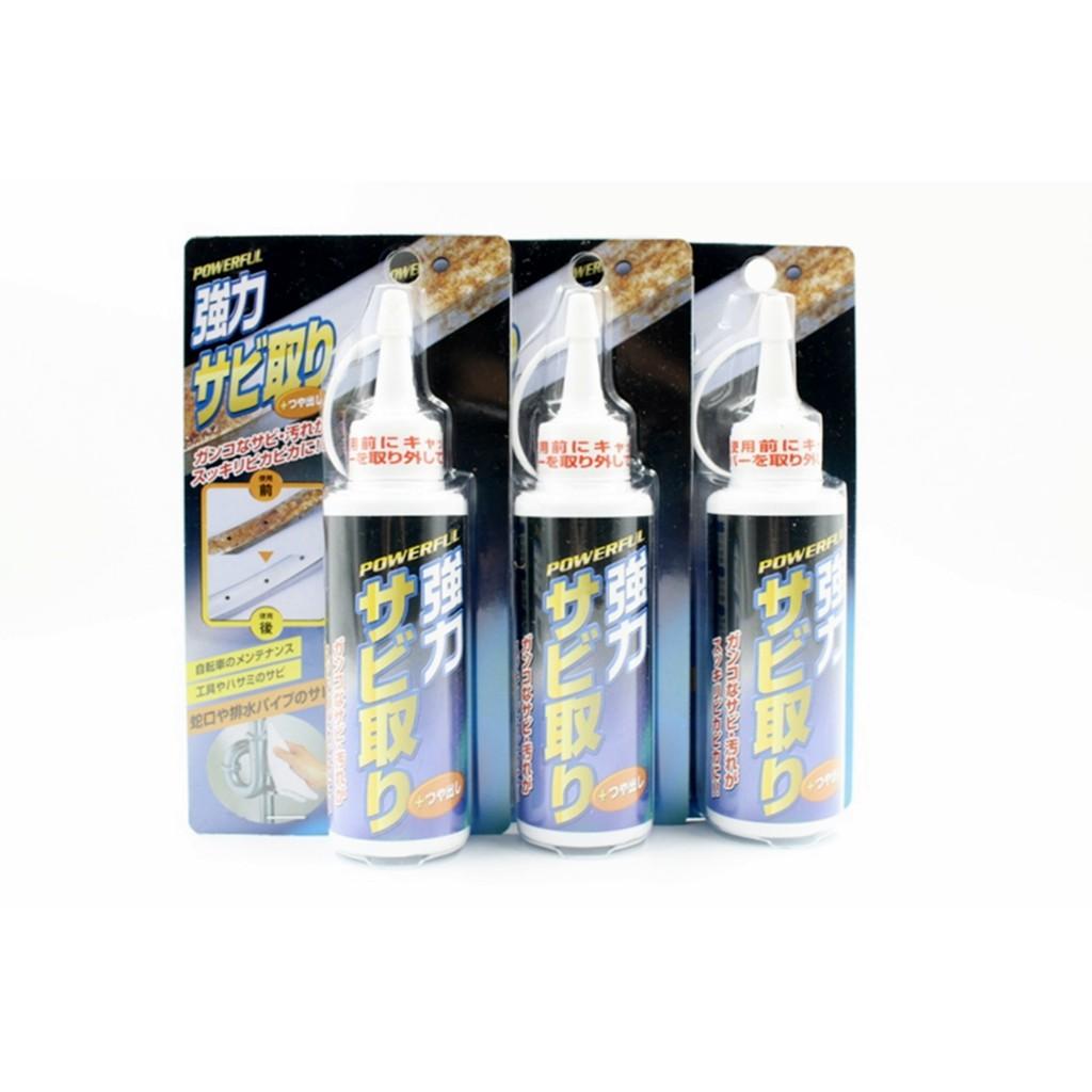 Chai tẩy gỉ sét, làm bóng đồ dùng kim loại siêu mạnh Hàng Nhật - 2918021 , 1048376801 , 322_1048376801 , 143000 , Chai-tay-gi-set-lam-bong-do-dung-kim-loai-sieu-manh-Hang-Nhat-322_1048376801 , shopee.vn , Chai tẩy gỉ sét, làm bóng đồ dùng kim loại siêu mạnh Hàng Nhật