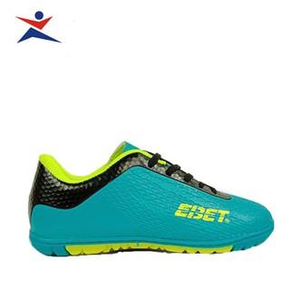 SẴN [HÀNG MỚI VỀ] Giày bóng đá trẻ em Ebet 6302 chính hãng, màu ngọc bán chạy HOT :)) .New . ..