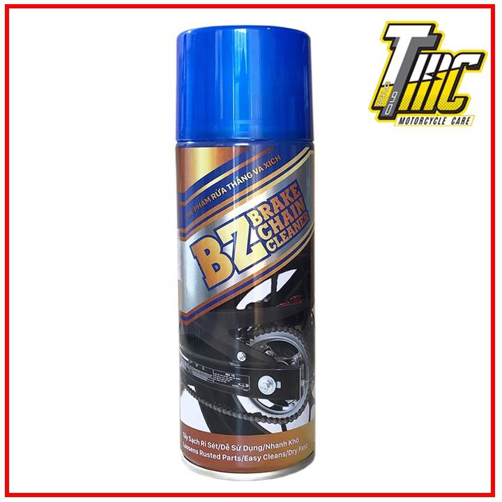 Rửa sên BZ 600ml chính hãng, chống rỉ sét , ko phai màu sản phẩm