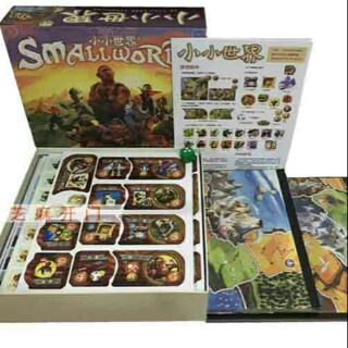Boardgame Chiến thuật Small World