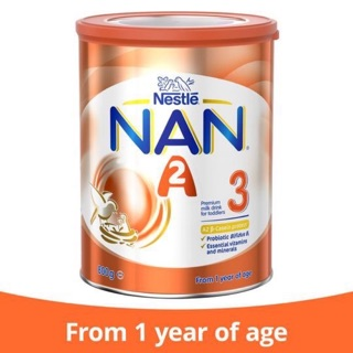 Sữa Nan A2 Úc 800gr thumbnail
