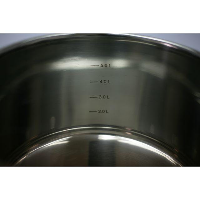 Bộ nồi inox 3 đáy Goldsun 5 cái GH10 -5309SG