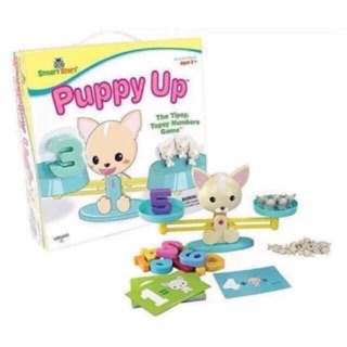 Puppy up-học vui toán