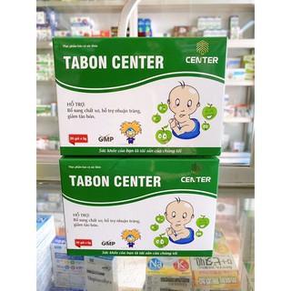 Tabon center bổ sung chất xơ, giúp nhuận tràng cho trẻ