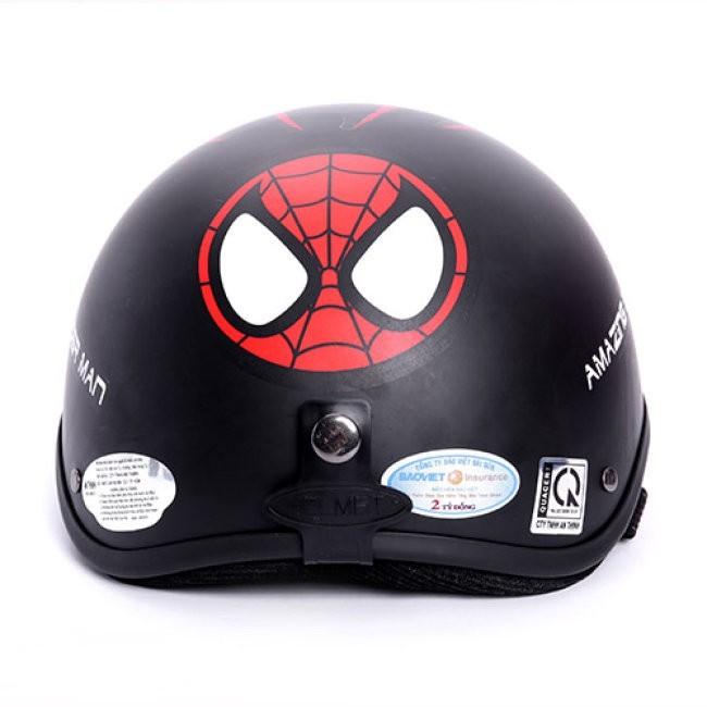Mũ Phượt Spiderman