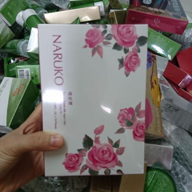 (Có sẵn) Mặt nạ Naruko Hoa Hồng 10 miếng (Đài Loan)