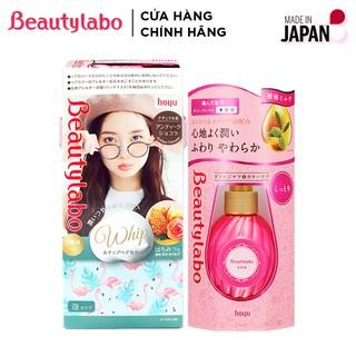 Combo Thuốc nhuộm tóc tạo bọt Beautylabo 125ml và Serum Dưỡng Tóc Beautylabo 120ml