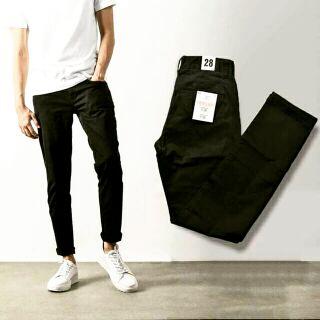 [Chỉ 3 ngày] Quần kaki giả jean co dãn 4 chiều cao cấp vải mịn