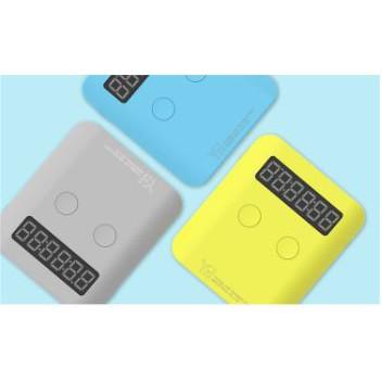 [Phụ Kiện Rubik] Thiết bị bấm giờ bỏ túi - YongJun Pocket Timer (Màu Xanh Dương/Xám/ Vàng)