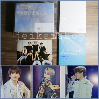 BTS DVD LOVE YOURSELF IN EUROPE