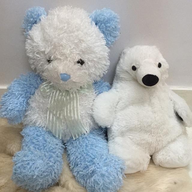 Combo 2 gấu bông
