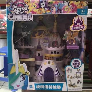 Lâu đài pony