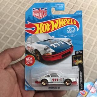 Hotwheels '71 Porsche 911