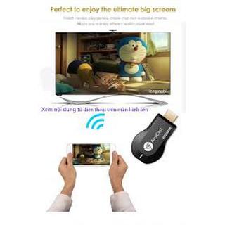 [Mã ELFLASH5 giảm 20K đơn 50K] HDMI Không Dây ANYCAST M9 Plus - Tốc Độ Kết Nối Siêu Nhanh