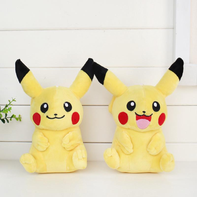 Pikachu Plush Toy Kawaii Pokemon Anime Pikachu Doll For Kids