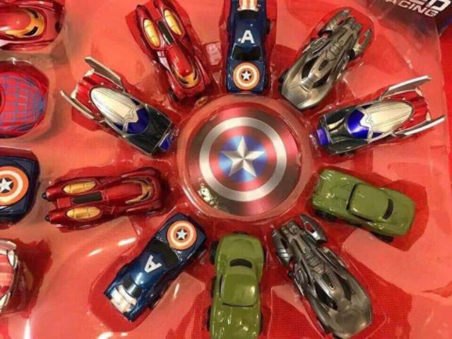 Set đồ chơi 14 món