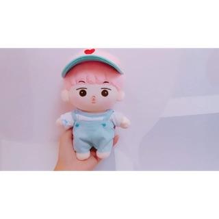 [nhượng] [Doll BTS] Fullset Fuji RM bản tóc hồng 20cm