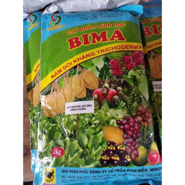 Chế phẩm sinh học Bima - Nấm đối kháng Trichoderma