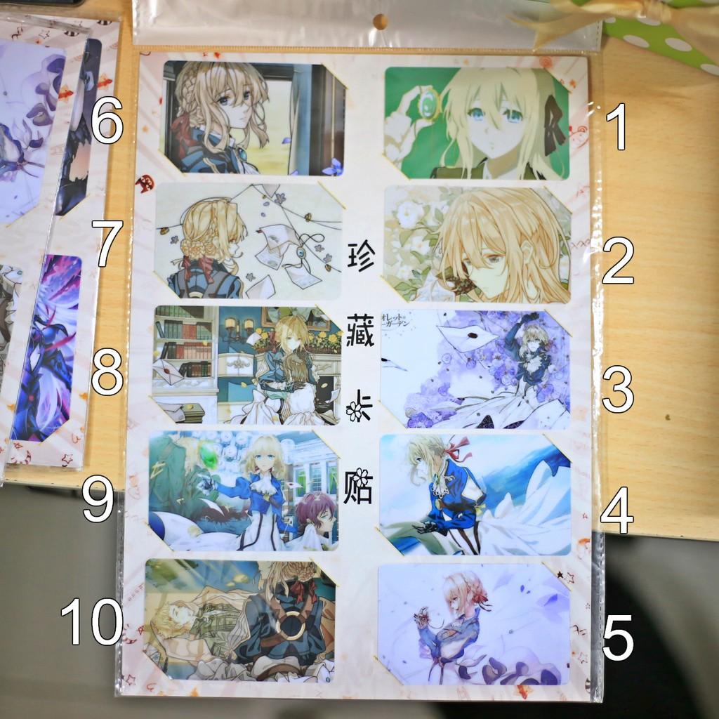 Sticker thẻ nhựa chống nước anime Violet Evergarden - 3306020 , 976323231 , 322_976323231 , 10000 , Sticker-the-nhua-chong-nuoc-anime-Violet-Evergarden-322_976323231 , shopee.vn , Sticker thẻ nhựa chống nước anime Violet Evergarden