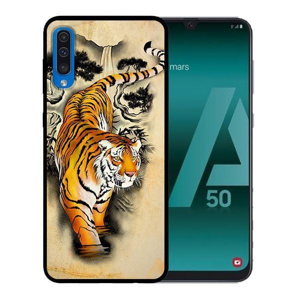 Ốp Lưng Samsung A50 - Hổ