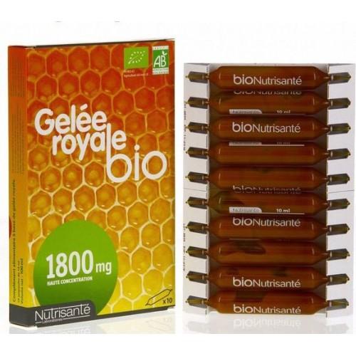 Sữa ong chúa Nutrisante Gelee Royale Bio 1800mg - Pháp - 3095892 , 485896127 , 322_485896127 , 478000 , Sua-ong-chua-Nutrisante-Gelee-Royale-Bio-1800mg-Phap-322_485896127 , shopee.vn , Sữa ong chúa Nutrisante Gelee Royale Bio 1800mg - Pháp