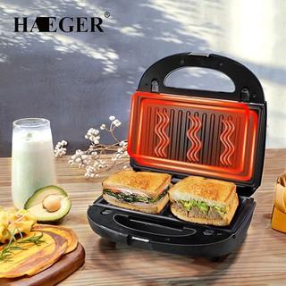 [CHÍNH HÃNG] Máy kẹo bánh mỳ sandwich HAEGER