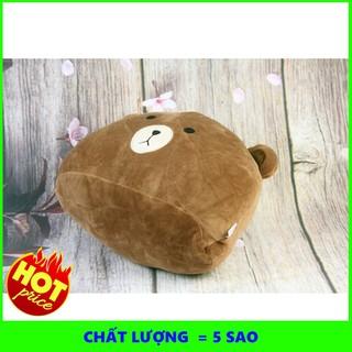 [ẢNH THẬT] Gối đầu Oenpe hình gấu brown siêu đáng yêu