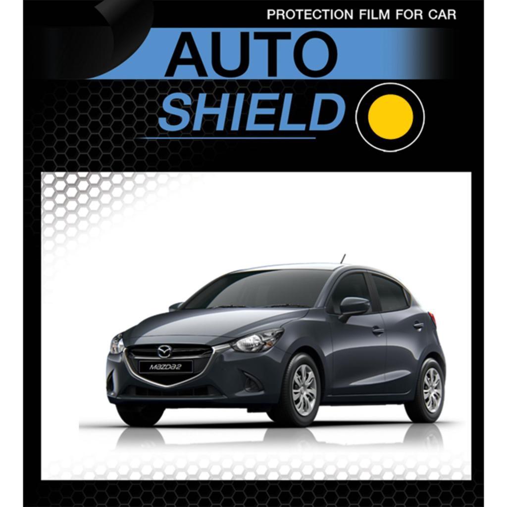 อะไหล่รถยนต์ Mazda 2 2015-16 ฟิล์มกันรอยมือจับประตู 4 ชิ้นะไหล่รถยนต์ Mazda 2 2015-16 ฟิล์มกันรอยมือจับประตู 4 ชิ้น