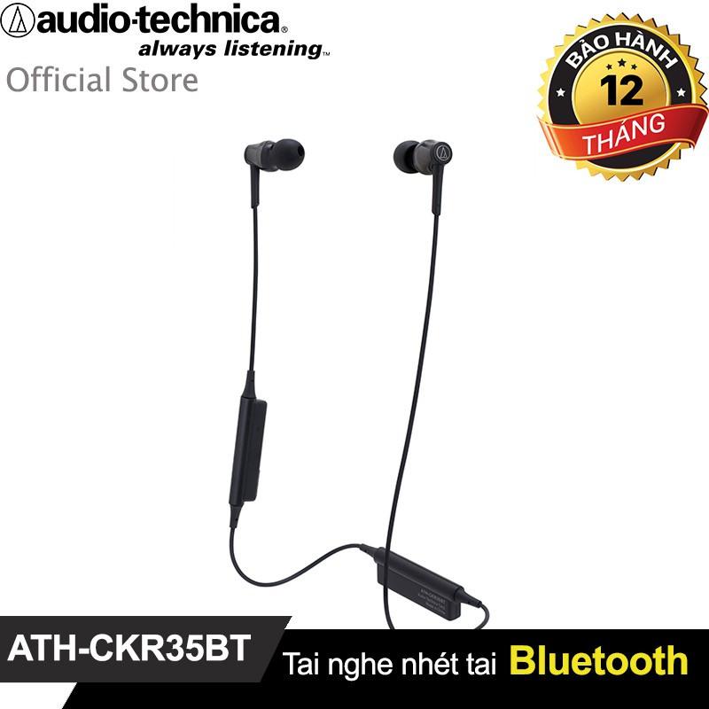 Tai nghe Bluetooth Audio-Techncia In-ear ATH-CKR35BT