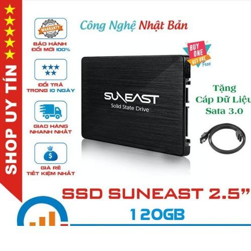 Ổ cứng SSD SUNEAST 120GB - Công nghệ nhật bản - Bảo hành chính hãng 3 năm !