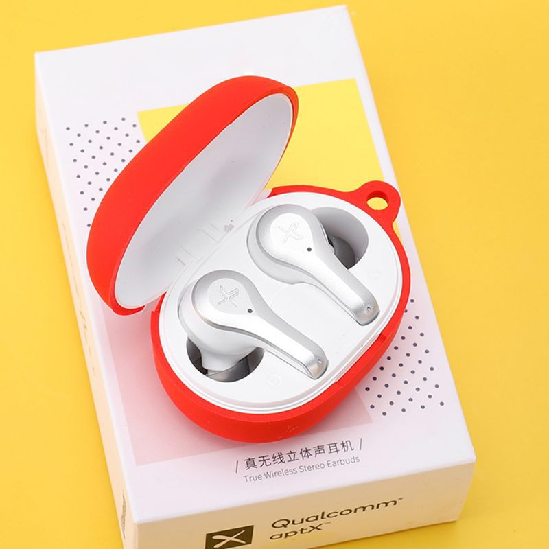 Anti-slip Silicone Protective Case Full Earphone Cover for Xemal X5 Headset