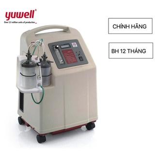 ( Sẵn hàng ) Máy tạo oxy Yuwell Model 7F-5 (5 Lít ) nhập khẩu chính hãng, bảo hành 12 tháng toàn thumbnail
