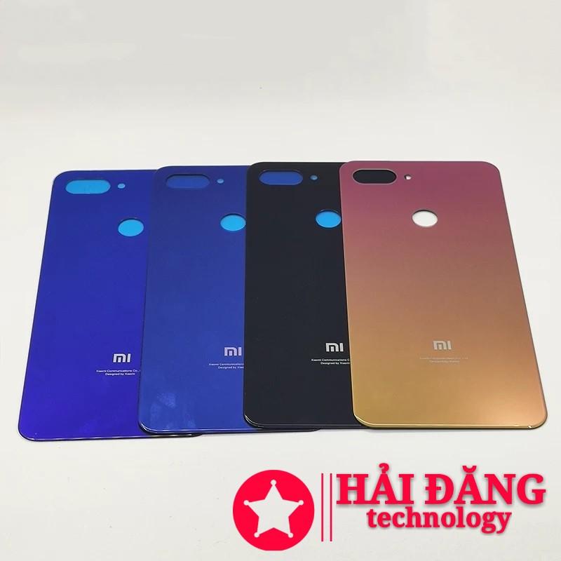 Nắp Lưng Xiaomi Mi8 Lite
