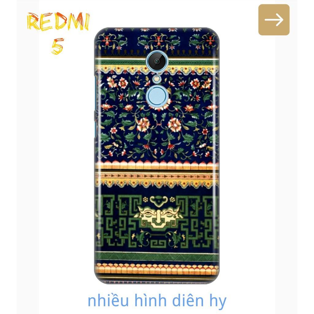 Ốp Lưng Xiaomi Redmi 5 Diên Hi Công Lược