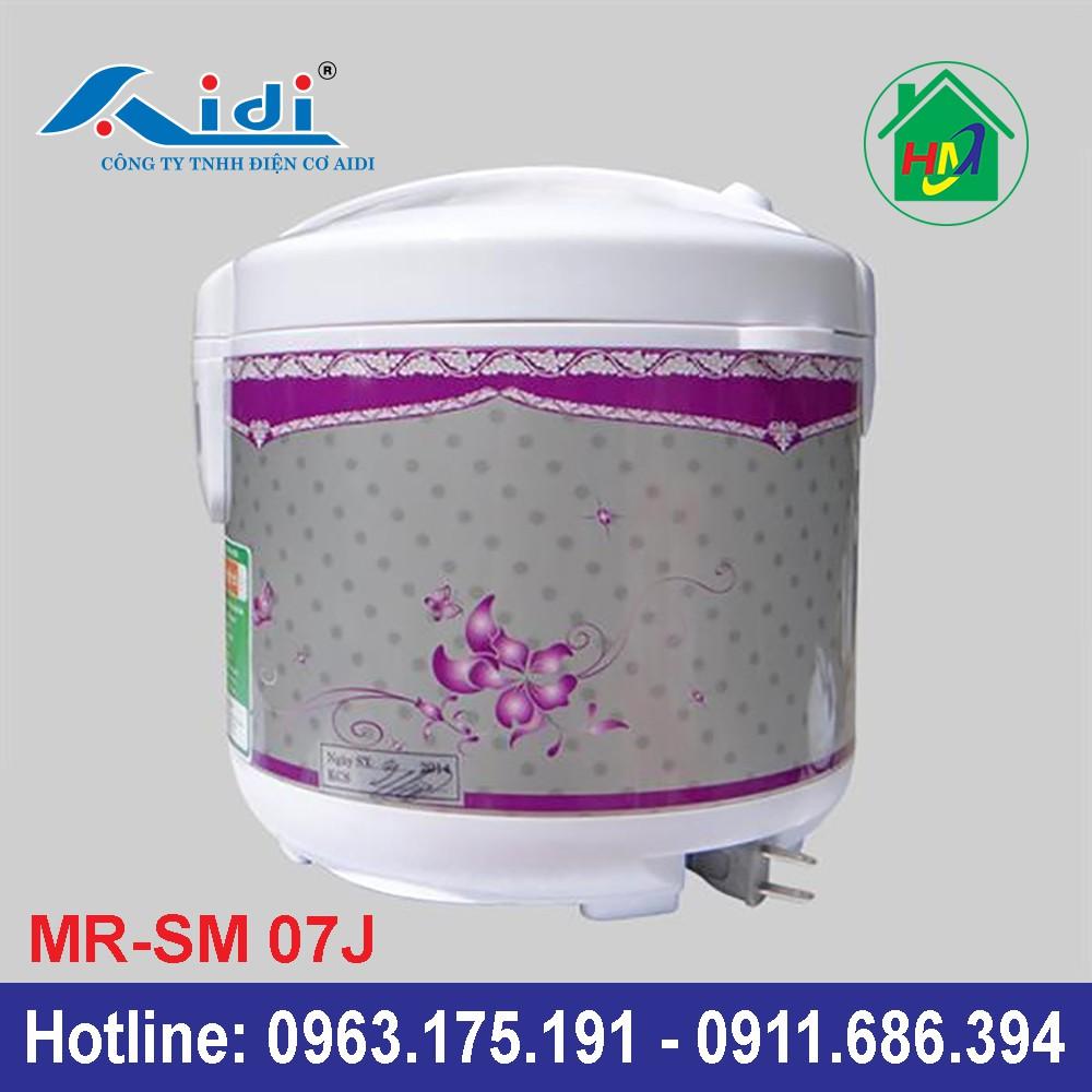 Nồi Cơm Điện 1.2L Aidi MR-SM 07J
