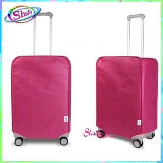 MẪU MỚI Vải Bọc trùm Vali vải - nhựa Size 20-24-28 inch (nâu, hồng,XANH,ĐEN) thumbnail