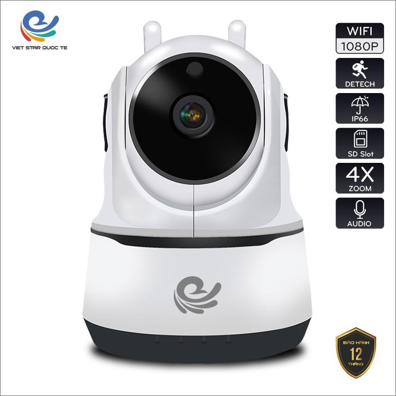Camera Carecam Trong Nhà PAF200 2.0Mpx - Hình Ảnh Sắc Nét