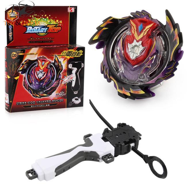 Metal Beyblade Burst Toy Arena Bursting Gyroscope for Children Boys Gift b96