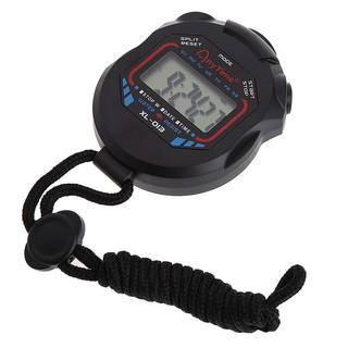 Đồng hồ bấm giờ điện tử cầm tay có màn hình LCD thumbnail