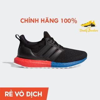 Giày Sneaker Nam Nữ Ultraboost DNA FX8770 J Black Red Blue - Hàng Chính Hãng - Bounty Sneakers thumbnail