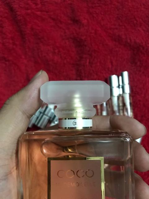[S.A.L.E]  Nước Hoa Nữ 𝗖𝗛𝗔𝗡𝗘𝗟 𝗖𝗢𝗖𝗢 𝗠𝗮𝗱𝗲𝗺𝗼𝗶𝘀𝗲𝗹𝗹𝗲 10ml #.founderperfume