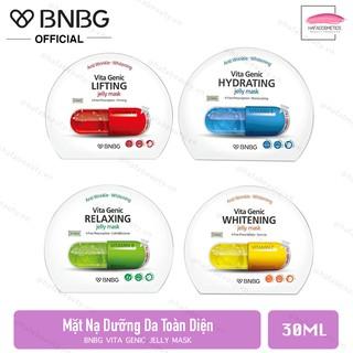Mặt nạ giấy BNBG Vita Genic Hydrating Jelly Mask VitaminA, B, C, E