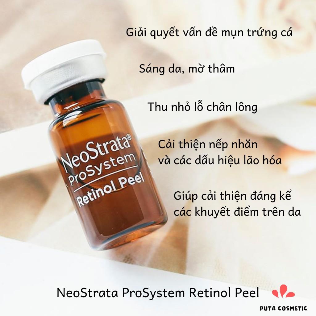Thay da sinh học NeoStrata ProSystem Retinol Peel | Peel NeoStrata Retinol