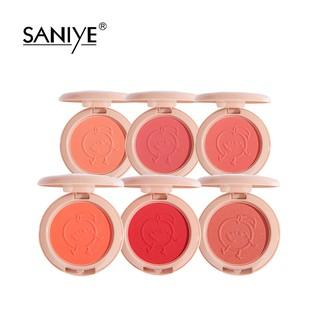 Hình ảnh Blusher Palette SANIYE E0150 Natural 6 Colors 5.5g-0