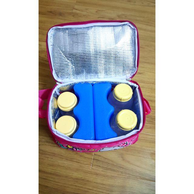 Combo Set Túi bảo quản (Gồm 1 túi và 2 đá nhựa Medela)