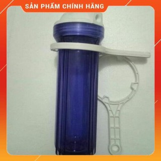 Tay vặn cốc lọc máy lọc nước RO 10 Inch, Tay vặn tháo lọc 123 máy lọc nước dùng khi thay quả lọc