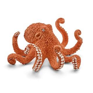 readystock 3.7inch North America Octopus Ocean Sea Life Figurine Toy Figures 14768