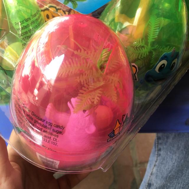 Trứng khủng long (6 quả một vỉ)