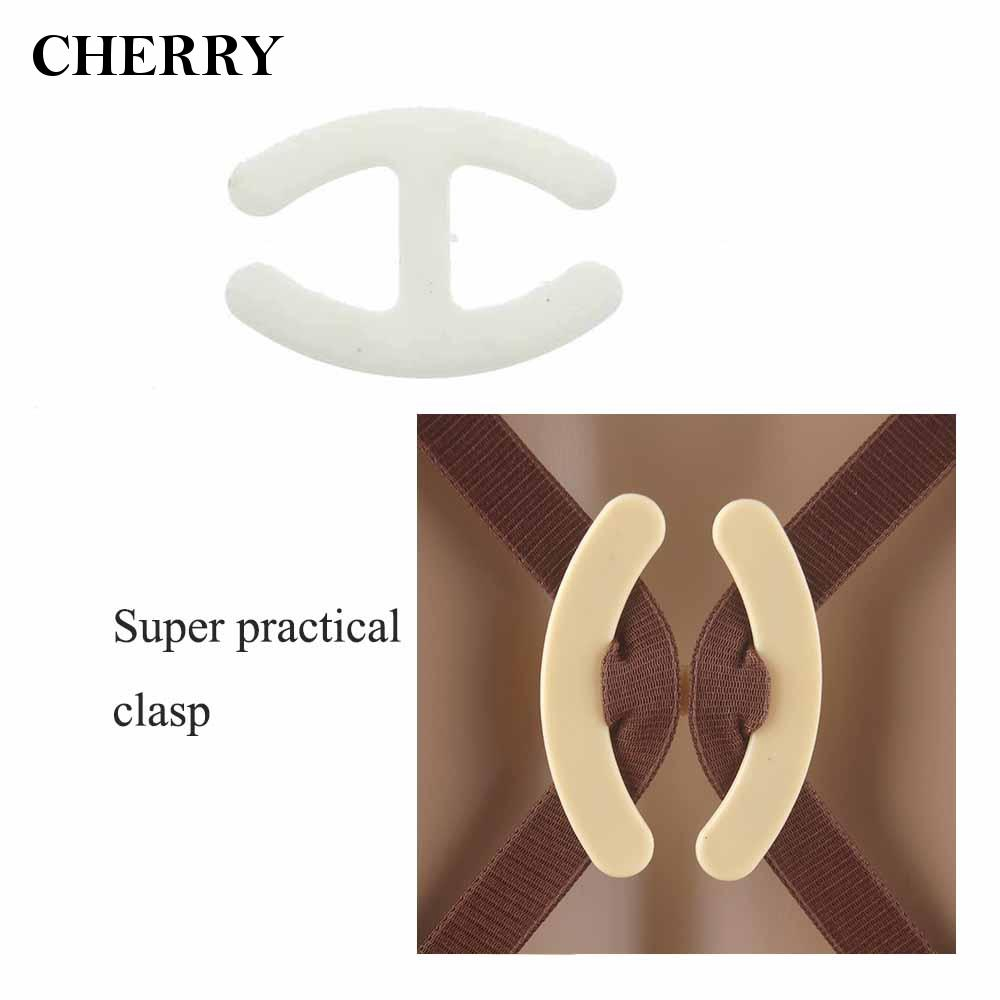 for Bra Shaping Belt 5 Pcs Strap Buckle Embodies thePerfect Charming Fashion