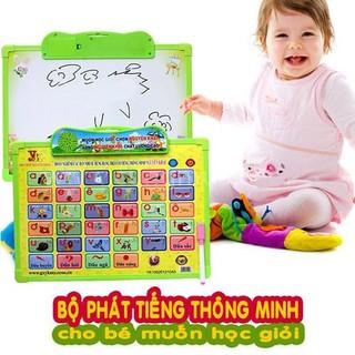 Bảng học điện tử 6 trong 1 cho bé (CHẤT LƯỢNG UY TÍN)
